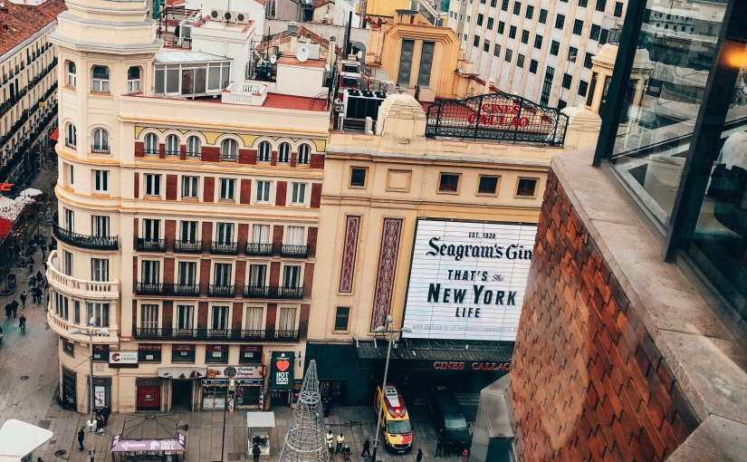 A REFLECTION: MY FIRST FOUR MONTHS INMADRID